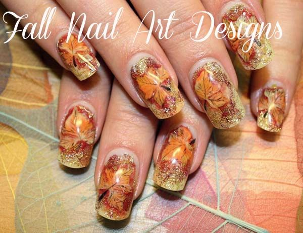 fall nails designs 2014 papillon day spa