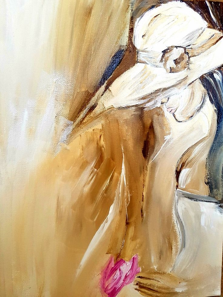 #acrylic painting by rmartin