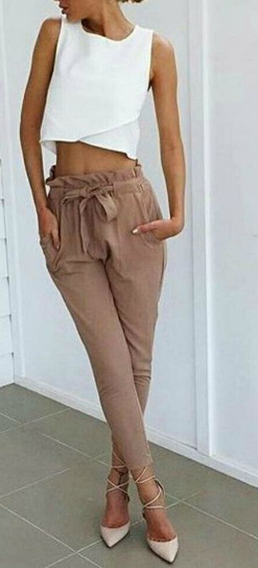 5d73d441591 46 Pant Outfits Ideas You Must Try - Style Spacez