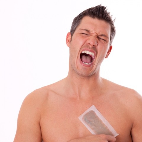 Say NO To Chest Hair - Hair Removal Tips for Men