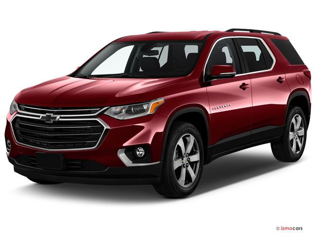 The Chevrolet Traverse Is Ranked 12 In Midsize Suvs By U S News
