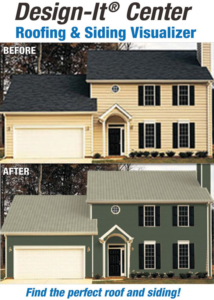 Visualize Your Home With New Roofing And Siding And Make That Dream A Reality Http Www