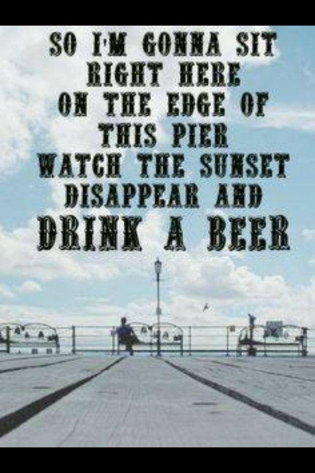 drink a beer luke bryan