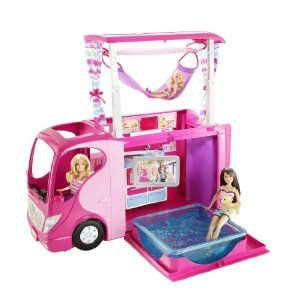 Barbie Camper Review