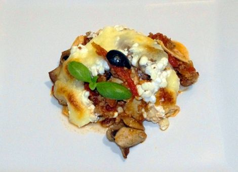 Low Carb Lasagne - ohne Nudeln - Low Carb, High Protein Rezept