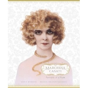 The Marchesa CasatiWorth Reading, Luisa Casati, Book Worth, Marchesa Casati, Book Covers, Wigs, Muse Hardcover, Portraits, Marchesa Luisa