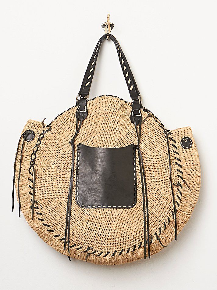 Sans Arcidet Red Crow Bag at Free People Clothing Boutique