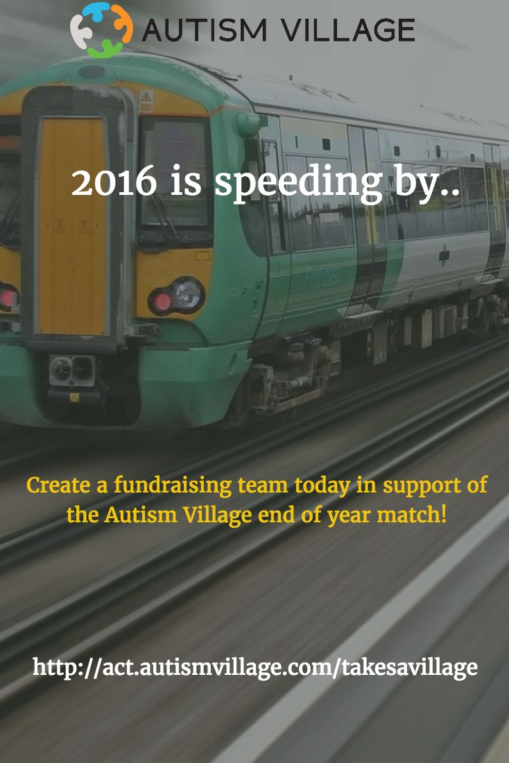 Autism Village has a Matching Grant, up to $125,000. Every dollar we raise will be matched, and we sure can use your help!  Will you share this with your friends and family? Visit It Takes A Village, our fundraising site, where you can set up a fundraising page of your own.  It's free, it's easy, and it's fun!  Raise $500, earn a Galaxy Tablet, or continue to $1000 and get an Apple iPad! Keep or donate yours to an autism child in need. So what are you waiting for? #autism