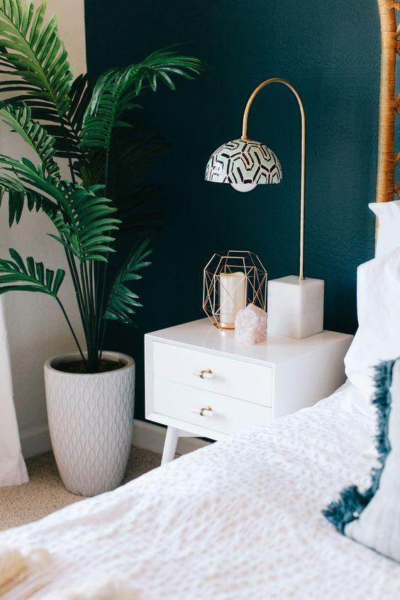 Algumas idéias para deixar o quarto ainda mais aconchegante e bonito. Quanto mais relaxante e tranquilo for o espaço, melhor.
