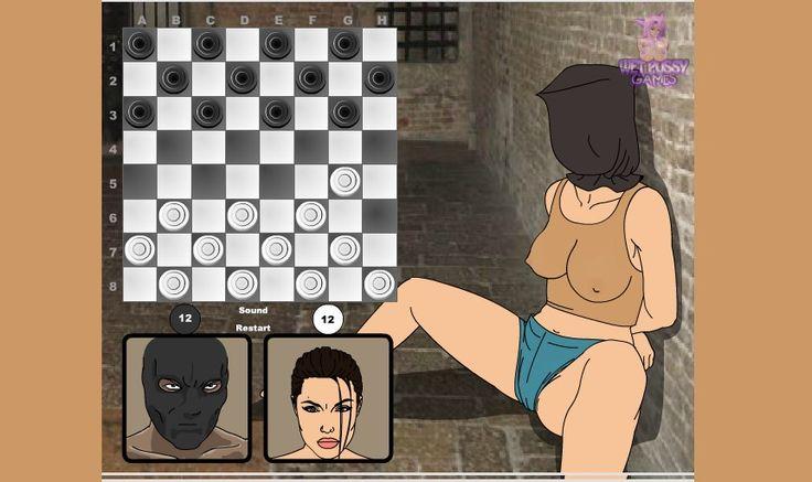 Порно игры на раздевание домино