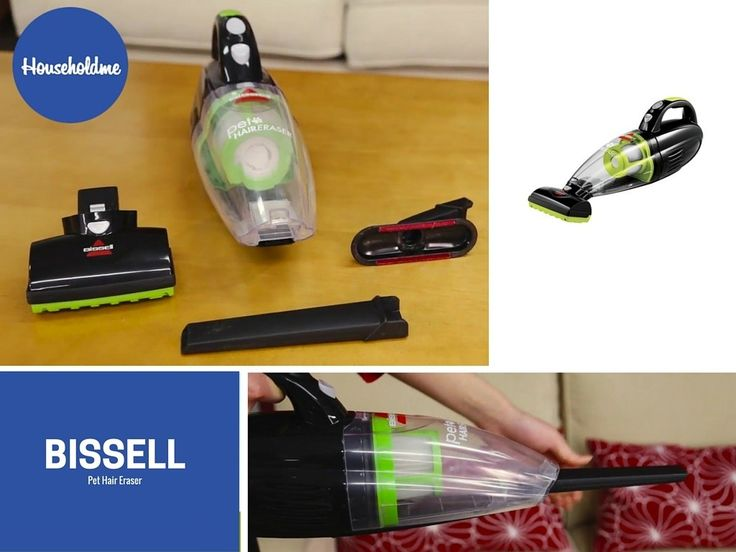 How to Use the Bissell Pet Hair Eraser Cordless Hand Vacuum   Buy on Amazon amzn.to/25tsm9X   #bissell #bissell1782 #1782 #model1782 #vacuum1782 #bissellbrand #vacuumcleaners #householdtips #cleaning #cleaningpethair