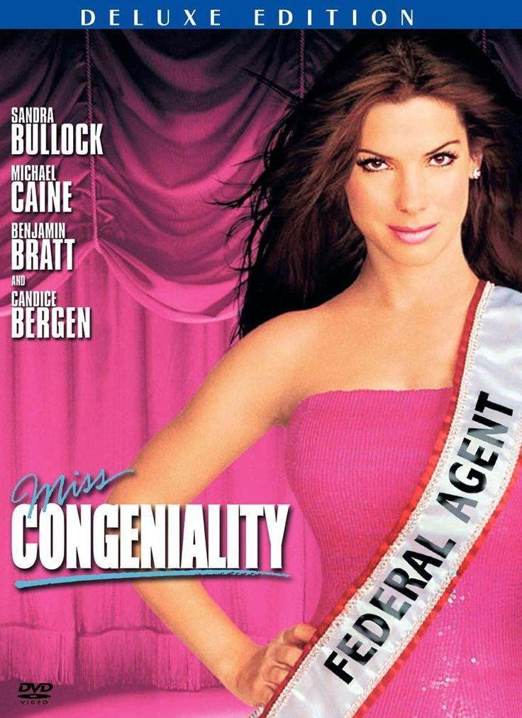 I can always watch this film no matter what. I do love a good chick flick! Sandra Bullock just plays this role so well