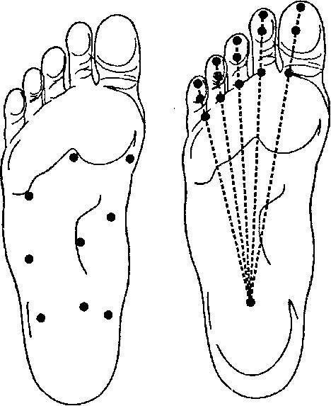 Китайский массаж стоп «Цзинло» от ста болезней. (468x573, 53Kb)