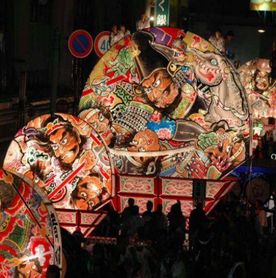 弘前ねぶた祭り2.