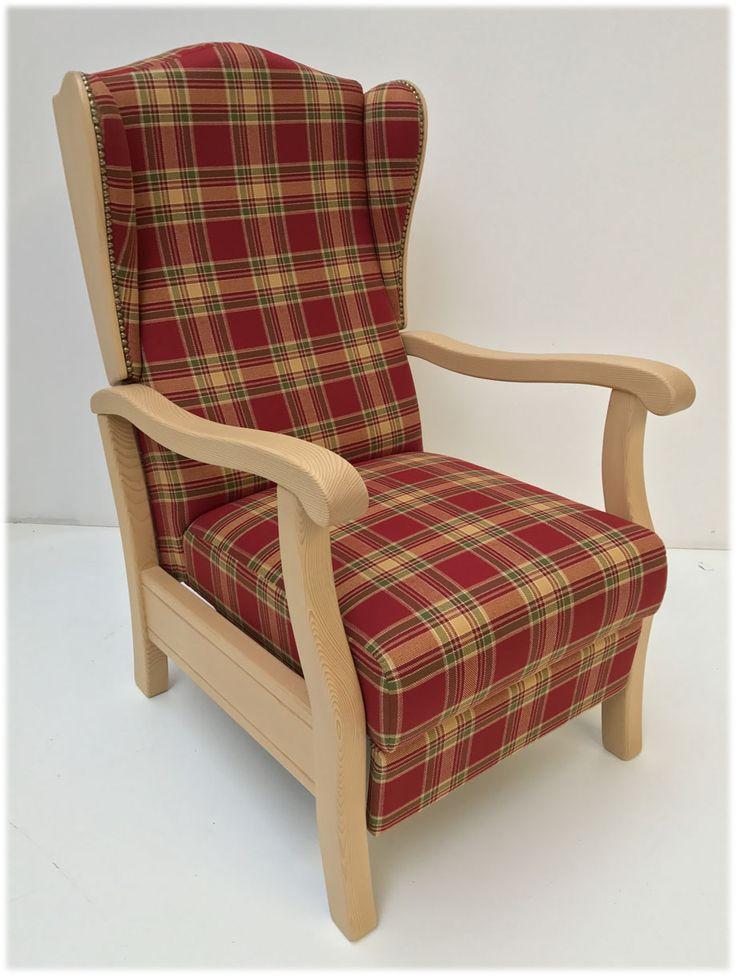 25 b sta id erna om ohrenbackensessel p pinterest. Black Bedroom Furniture Sets. Home Design Ideas
