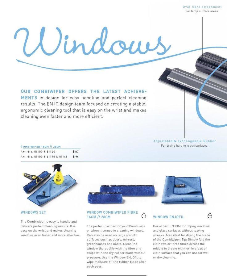 #ClippedOnIssuu from ENJO Product Brochure Canada 2015