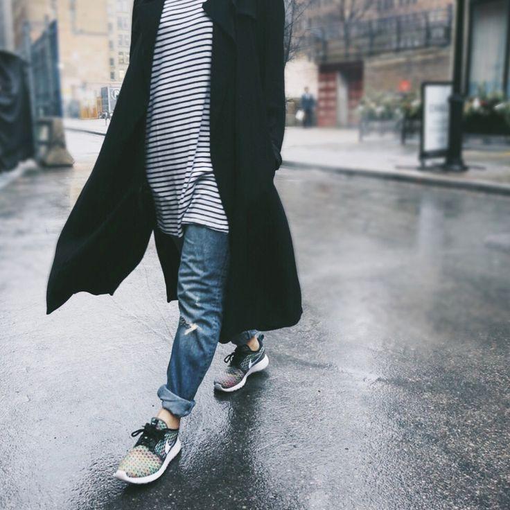 nike roshe one flyknit dark grey womens dress pants