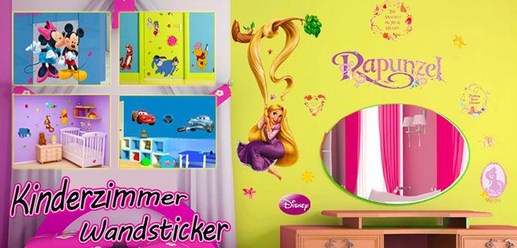 Kinderzimmer Wand Aufkleber bestellen