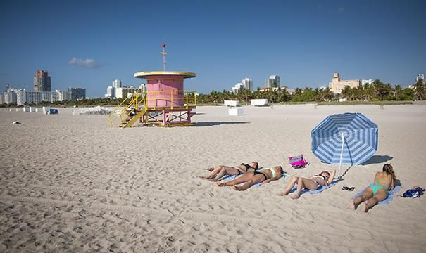 Miami Beach/South Beach - Miami Beaches