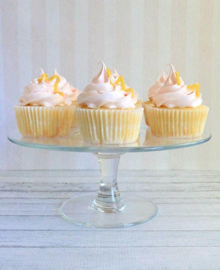 pastelitos de limonada de frambuesa