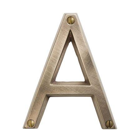 Sun Valley Bronze | HL-A House Letter A