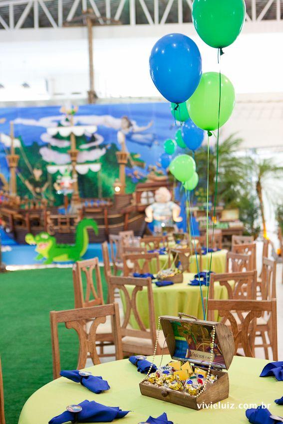 Festa | Peter Pan