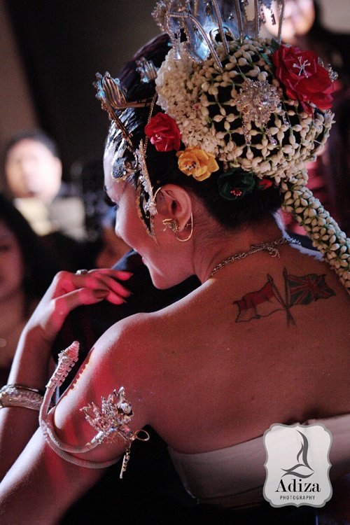"""East Meets West"" | Wulan Guritno - Adilla Dimitri | Wedding Reception"