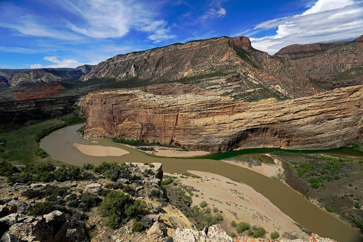 Echo Park is a remote and beautiful spot where the Green and Yampa rivers meet was once the focal point of one of our state's fiercest conservation battles.