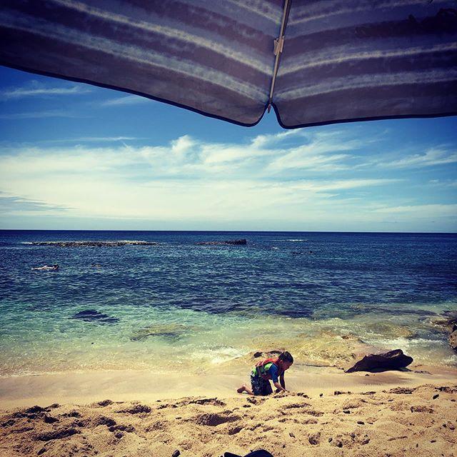 A perfect day at the Beach: Manhattan Beach, California