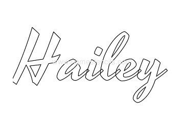 Emily Name Coloring Printable Coloring