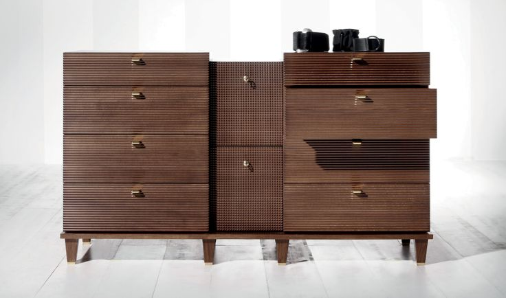 Dimitri Chest of Drawers made in Italy by Opera Contemporary. Available exclusively at Sarsfield Brooke Ltd.