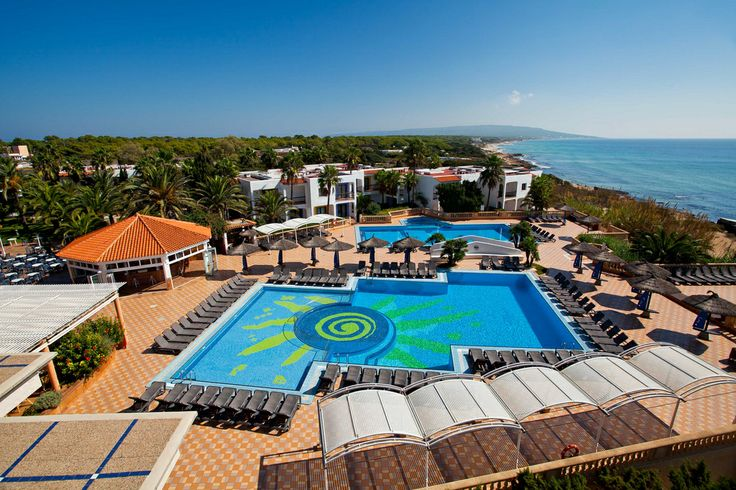 Insotel Hotel Formentera Playa. Swimming pool.