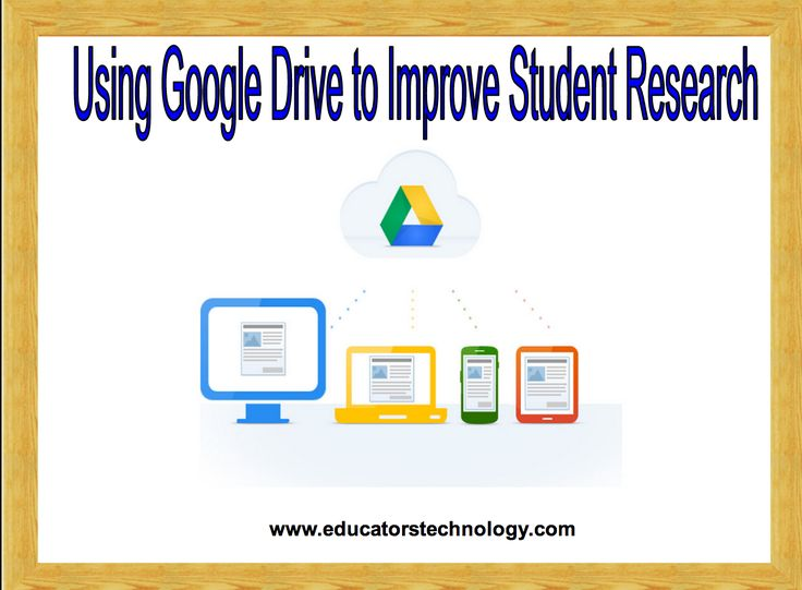 9 Things Every Student Should Be Able to Do with Google Drive ~ Educational Technology and Mobile Learning
