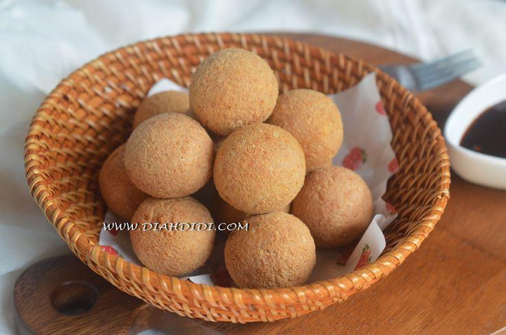 Diah Didi's Kitchen: Tahu Bulat Isi Sosis
