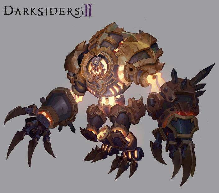 Darksiders 2 DLC character