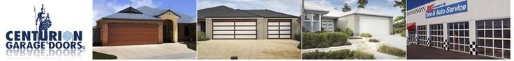 Centurion Garage Doors - One Of Australia's Leading Garage Door Manufacturers. Click To Read More Information On Our Roller Doors, Sectional Doors, Automatic Garage Doors and More.