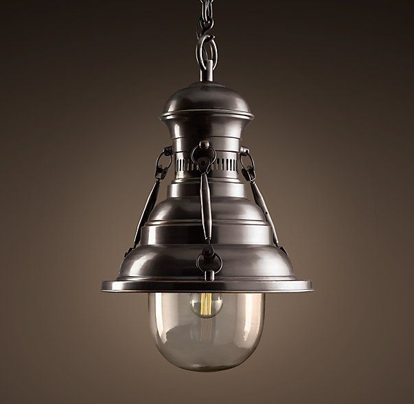 loft rotterdam industrial rock pendant lighting. RH\u0027s Rotterdam Industrial Dock Pendant:Patterned After The Elegant, Utilitarian Lighting Of Northern European Ports, Our Pendants Are Faithfully Reproduced Loft Rock Pendant E