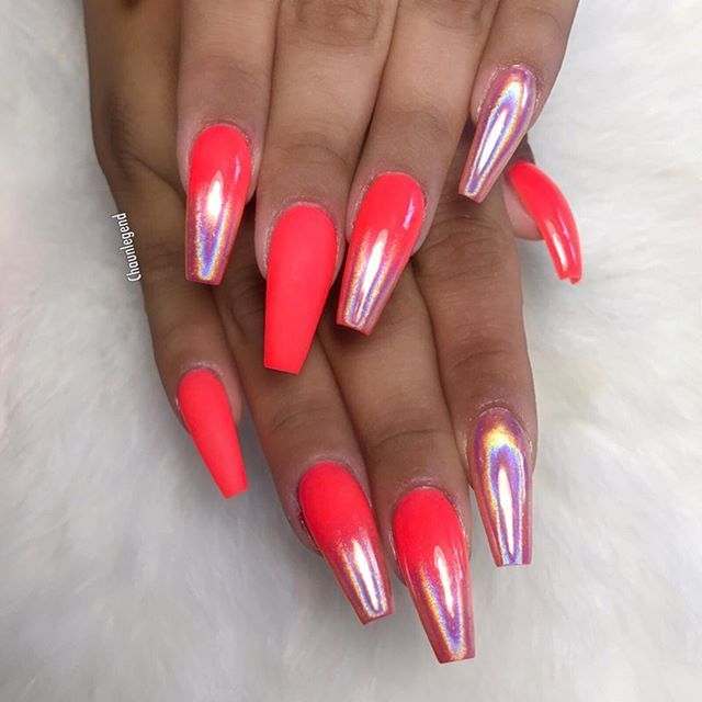 Red Nail Design. See More. Summer neons - Best 25+ Red Nail Designs Ideas On Pinterest Red Nails
