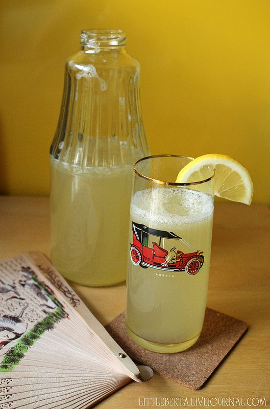 Lemonade | by Little Berta #recipe #lemonade #lemon