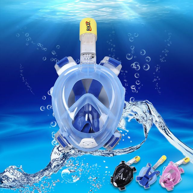 """180 Full Face Diving Mask Underwater Detachable Dry Scuba Diving Mask Anti Fog Snorkeling Set with GoPro Camera Mount Ear Plus  #diving #divingmask #snorkeling #mask #scubadiving #swimming  #snorkeling #snorkelingmask #snorkelingtrip #snorkelingtime # snorkelingday #snorkelingadventure ##snorkelingfun #snorkelingtour #snorkelingspot #snorkelinggear #snorkelinglife #scubadiving #scuba """