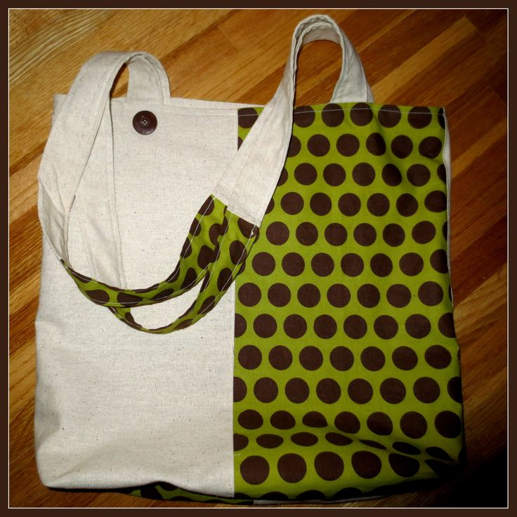 Another simple large tote!