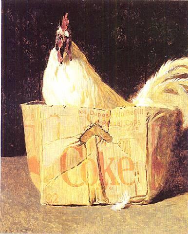 Coke - Jamie Wyeth, 1985