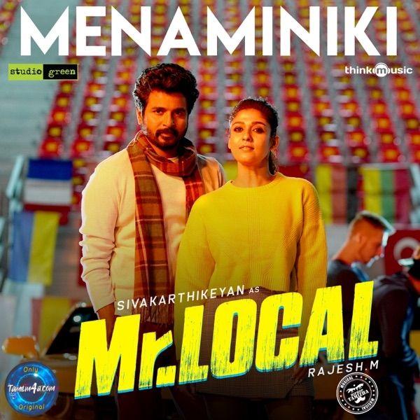 Menaminiki From Mr Local 2019 Tamil Itunes M4a 256kbps Download Itunes M4a Hiphop Tamizha Tamilm4a Com Tamil Telugu Malayalam Itunes Hip Hop Songs