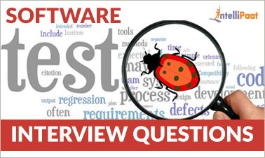 #Q-1. What is End-to-End testing?  #Q-2. What is Gorilla Testing?  #Q-3. Explain Monkey testing.  #Q-4. What is the difference between baseline and benchmark testing?   Source URL - https://intellipaat.com/interview-question/software-testing-interview-questions/