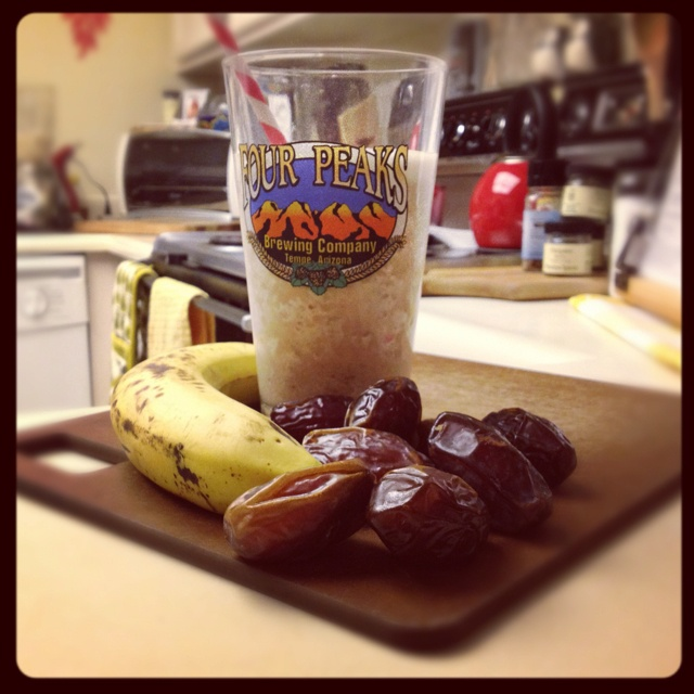 spiced banana date smoothie! | Food: Smoothie | Pinterest | Smoothie ...