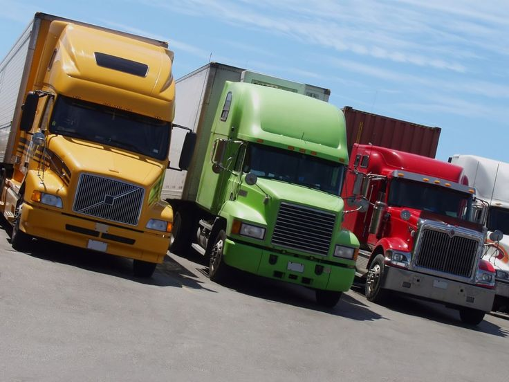 Coming soon cleaner trucks less pollution and fuel