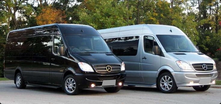 Mercedes Sprinter Van Conversions