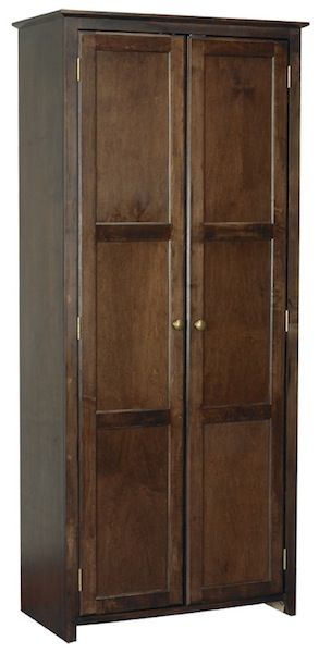 Best Arthur Brown Pantry With Images Pantry Cabinet 400 x 300