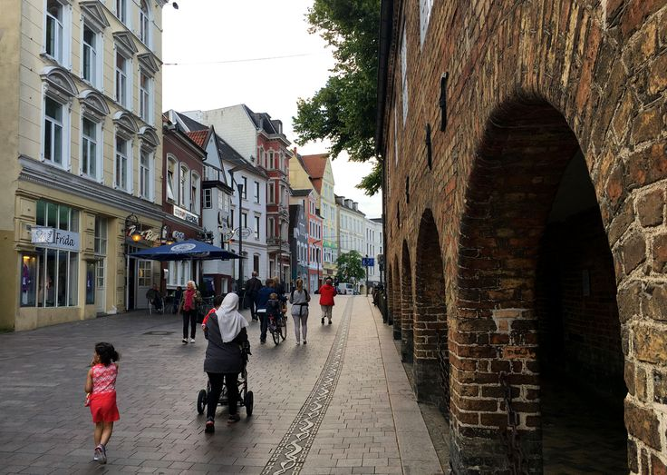 Flensburg streetview