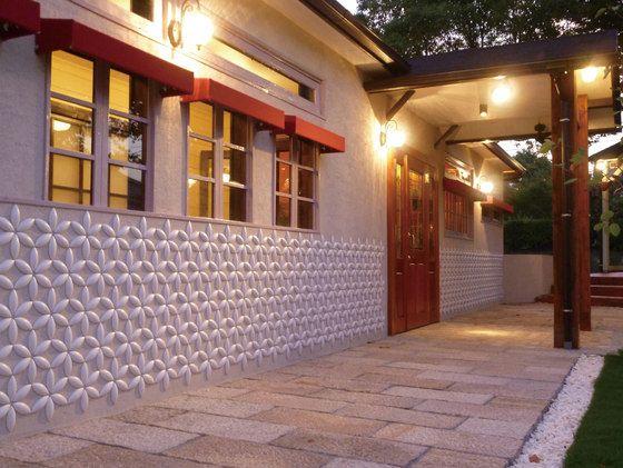 Wall tiles | Flower circle | Kenzan | Yoshihito Yamamoto. Check it out on Architonic
